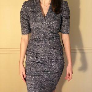 Nicole Miller Artelier dress  * Blue/white *